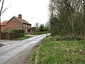 Cottage in Mill Road, Thorpe Abbotts - geograph.org.uk - 1780425.jpg