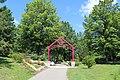 County Farm Park Entrance, Platt Road, Ann Arbor, Michigan.JPG