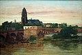 Courbet Blick auf Frankfurt 1858@Städel Museum Frankfurt20170818.jpg