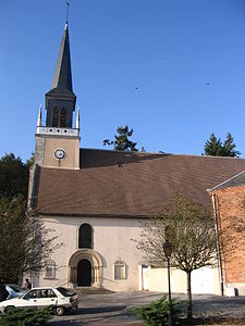 Courtalain - Church - 1.JPG