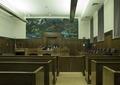 Courtroom with cork floor, Federal Building, Anchorage, Alaska LCCN2010719243.tif