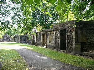 Battle of Bothwell Bridge - Covenanters Prison, Greyfriars Kirkyard