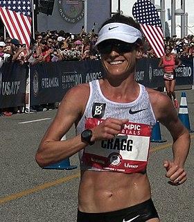 Amy Cragg American long distance runner
