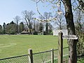 Cricket field at Farnham Castle - geograph.org.uk - 1841115.jpg
