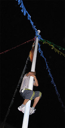 Climbing the ladder - 1 5
