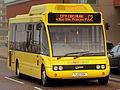 Cumfybus bus (YJ12 GXH), 9 January 2013.jpg