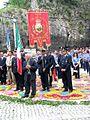 Cusano Mutri (BN), 2007, Infiorata, la processione pomeridiana. - Flickr - Fiore S. Barbato (16).jpg