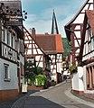 Dörrenbach, the Hauptstraße.jpg
