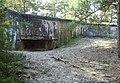 Dąbrowiecka Góra Regelbau 514 Ściana boczna ze strzelnicą.jpg