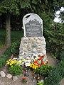 Dźwierzno Cemetery monument.jpg
