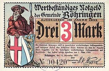 D-BW-KN-Radolfzell-Böhringen - Notgeld - 1923 - 3 Mark.jpg