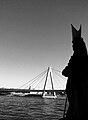 DE-NW - Cologne - Black And White - Imhoff-schokoladenmuseum (4890692626).jpg