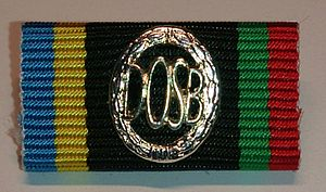 German Sports Badge - Image: DSA silber 1