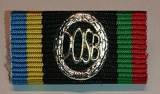 German Sports Badge - Image: DSA silber 1
