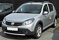 Dacia Sandero Stepway front 20100402.jpg