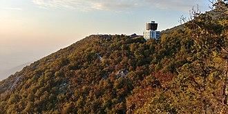 Dajti National Park - Dajti Tower