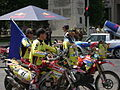 Dakar 2013 - Felipe Prohens + Jaime Prohens + Daniel Gouët.JPG