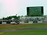Damon Hill - Williams FW16 at the 1994 British Grand Prix (32500429396).jpg