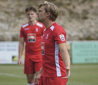 Dan Harding British footballer
