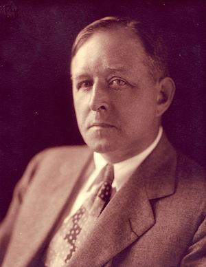 Edward H. Bennett - Image: Dana hull photo portrait