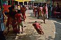Dandi Performance around Panchananda Mandir - Narna - Howrah 2014-04-14 0307.JPG