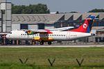 Danish Air Transport ATR72 OY-RUG (28417431165).jpg