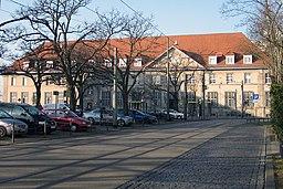 Poststraße in Darmstadt