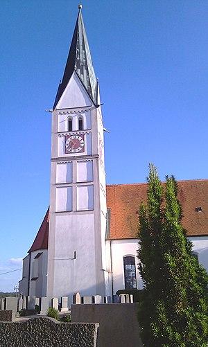Dasing - Church in Dasing