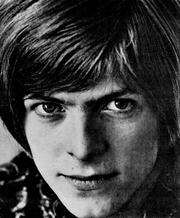 David Bowie nel 1967