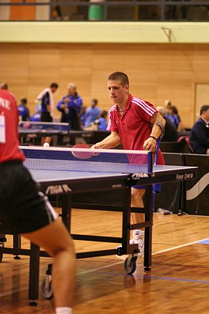 Great Britain at the 2008 Summer Paralympics - David Wetherill competed in the men's C6 event