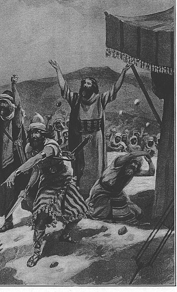 kain og abel bibelen