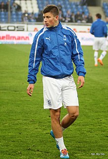 Dawid Kownacki Polish association football player