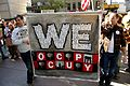 Day 20 Occupy Wall Street October 5 2011 Shankbone 9.JPG