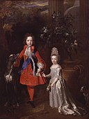 De Largilliere Prince James Francis Edward Stuart; Princess Louisa Maria Theresa Stuart-1.jpg