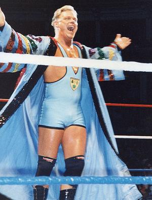 Shane Douglas - Dean Douglas in October 1995