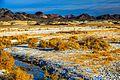 Death Valley National Park - closeup of the salt flats neart Shoshone, California (13843471953).jpg