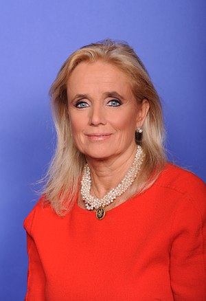 Debbie Dingell - Image: Debbie Dingell Official Headshot