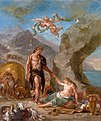 6 / The Autumn - Bacchus and Ariadne