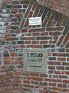 delfzijl, grote waterpoort (2) rm-12311-wlm