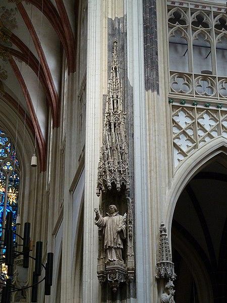 Den bosch s hertogenbosch nederland share the knownledge - Verblijf kathedraal ...