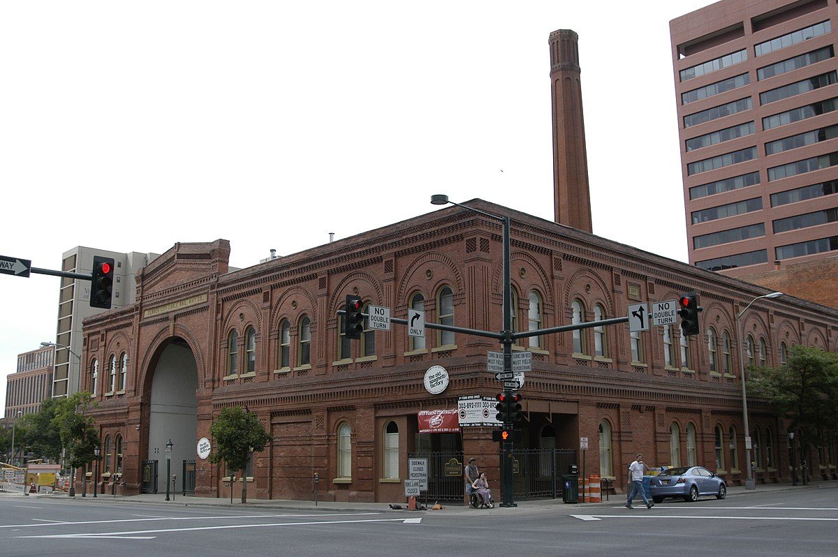 Denver city cable railway building wikipedia for Www craigslist org denver