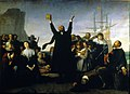 Desembarco de los puritanos en América (Antonio Gisbert).jpg