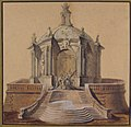 Design for Festival Architecture for an Entry into Paris for the King of Sweden, Frederick I of Hesse MET 1970.611.3.jpg