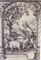 Design for a Stained Glass Window with a Swineherd.jpg