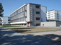 Das Bauhaus und seine Stätten in Weimar, Dessau und Bernau