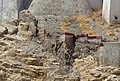 Destroyed building of Gyantse Dzong, Gyantse, Tibet on 8 May 2015 (cropped).JPG