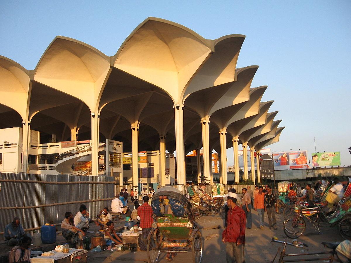 railway station dhaka by - photo #23