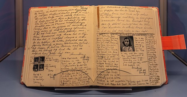 Diario De Ana Frank Wikiwand