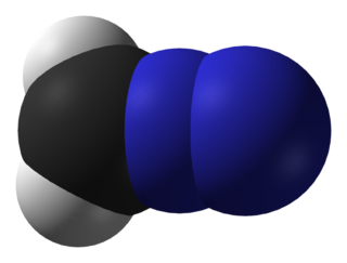 Diazomethane chemical compound