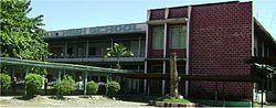 Digos City National High School Main Building Facade.jpg
